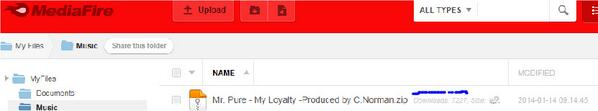 """RT @wwwcnorman: #UPDATE:  We just hit 7,227 D/L's for @MrPure4's New-Album, """"MY LOYALTY"""" [Prod by @wwwcnorman]  #SALUTE_SUPPORTERS!!! http://t.co/GpDMtNIZHG"""