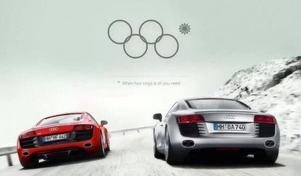 Well played, Audi. http://t.co/JsuDZusLGj