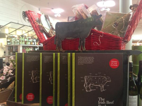 Sharing the Valentines Luv,I am going to give away a few copies of #TheIrishBeefBook,simply RT to enter http://t.co/3TskZf77bg