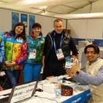 RT @100thofasec: Just changed my accreditation from Independent Olympic Participant to INDIA!!