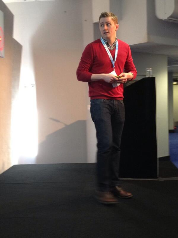 #SESLon @rtavs speaking about his time from age 12 thinking about integrated marketing http://t.co/mn4VQymBRG