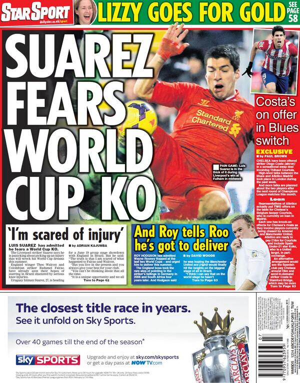 BgY2AuMCIAAxOU4 Atletico Madrid have offered Chelsea Diego Costa as part of swap deal for Thibaut Courtois [Sun]