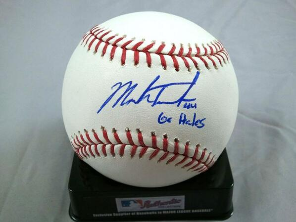Don't miss out on the chance to win this @Mtrumbo44 @Angels baseball! RT using #MLBPAASpringClean to enter. http://t.co/4V3UbxnvGx