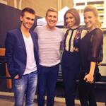 See u soon!!! RT @ChrisleyChase: Mondo shoot was a success!! Great seeing @GiulianaRancic http://t.co/DJRpQUuL19
