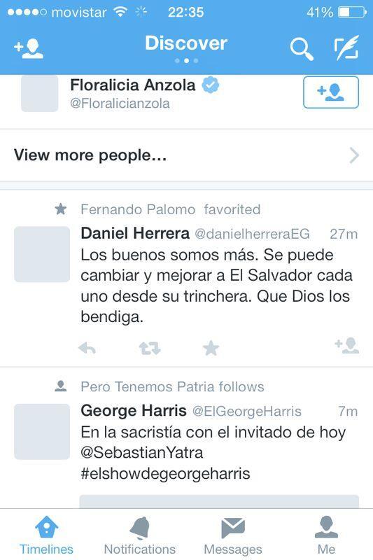 Usuarios de Twitter en Venezuela reportan problemas para visualizar imágenes. Retuitea si te está afectando a ti http://t.co/cfql8v07Kd