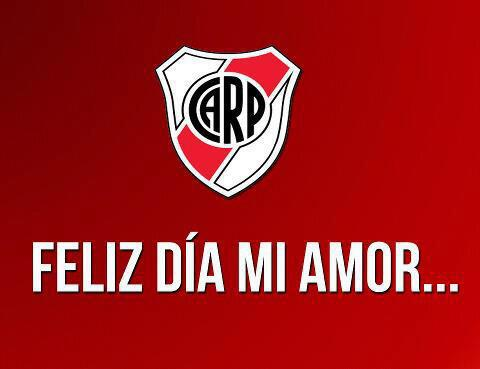 Feliz cumpleaños River Plate