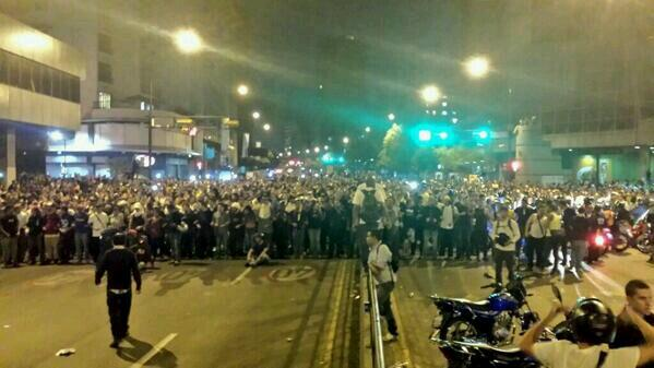 Chacao ahora  http://t.co/iUgsuIl8I5