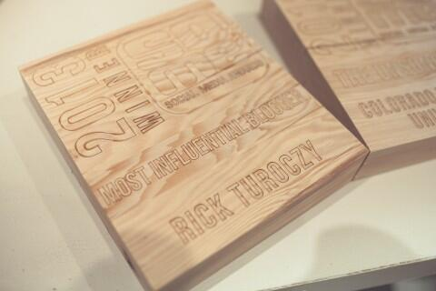 Happy that @ArtDesignPDX will once again be crafting the awards for the #someawards on 5/22 - stay tuned! http://t.co/bJfmiUBtav