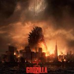New poster of #Godzilla. Will release on 16 May... http://t.co/SzUZeq34f5