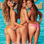 So proud of my beautiful wife @chrissyteigen!!! 50th Anniversary SI Cover Girl!!! http://t.co/fDlmDvGMBT