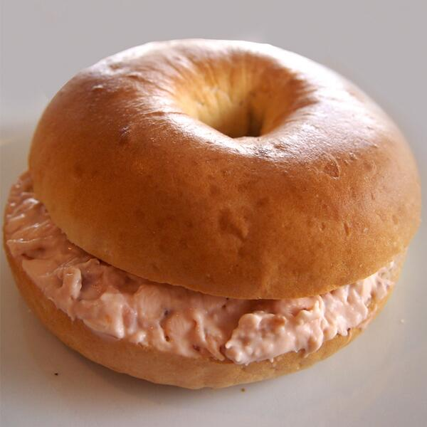 Bagelmania! Come celebrate Valentine's Day with our new housemade Strawberry Cream Cheese on your favorite Bagel! http://t.co/2nyBDLM6mY