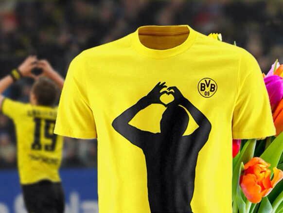 "Borussia Dortmund on Twitter: ""Fanshop: Das T-Shirt zum ..."