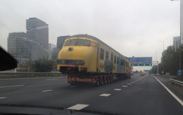 De #NS doet er álles aan om reizigers op tijd op hun bestemming te krijgen. http://t.co/8Lv3QkGUcF