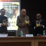 RT @kaushkrahul: Prof. @rvaidya2000 Ji's book 'India Uninc' being launched by Shri LK Advani & Dr @Swamy39 at the Vivekananda Kendra. http:…