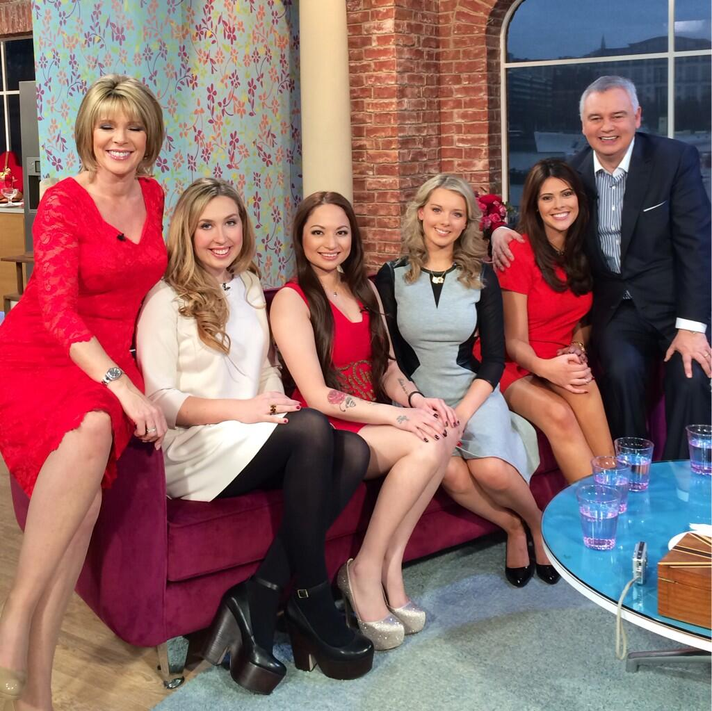 itv this morning dating