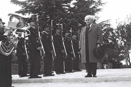This Day in History (1949) @Israel holds first Knesset meeting in Jerusalem  http://t.co/huXutZk7LM http://t.co/Abeoz4Ac8P