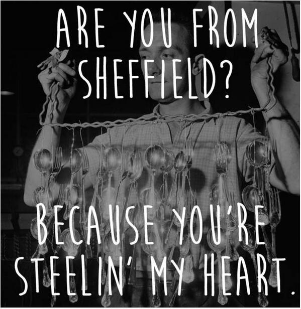 Best Valentine's Day card ever (only if you're from Sheffield. Did I mention I'm from Sheffield?) http://t.co/QII4WLpICN
