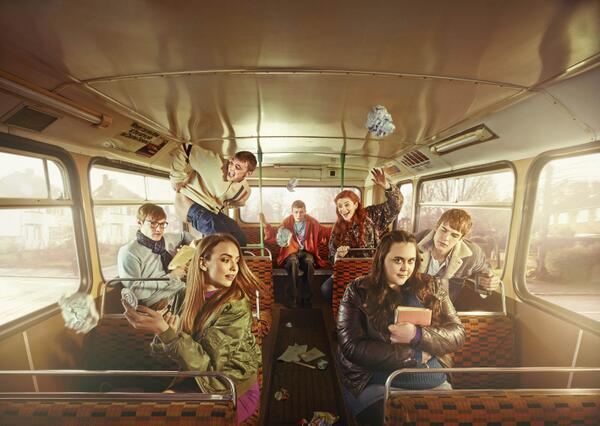 Great mates. A delicious boyfriend. What can possibly go wrong? #MyMadFatDiary, back tonight at 10pm. http://t.co/LvvUhjLneP