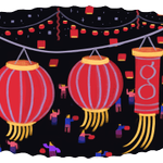 Paper lanterns are lighting up Asia for Lunar New Year. See the celebrations on @googlemaps http://t.co/Uy2SYkFcjT