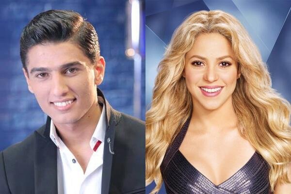 Thanks to @Shakira for suppporting @MohammedAssaf89, who was booted from the #WorldCup. http://t.co/Xfet8N5cRA http://t.co/kRt0uyActQ