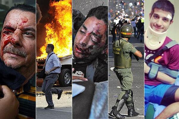 Fotos sin censura muestran la situación de Venezuela http://t.co/RAgTLfUvVI http://t.co/lSdd8B5BAG
