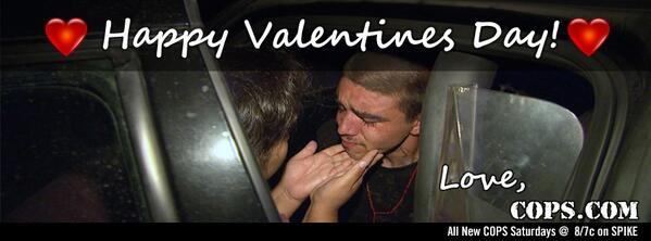 Happy #ValentinesDay #COPSTV http://t.co/2SdNNV2MGO