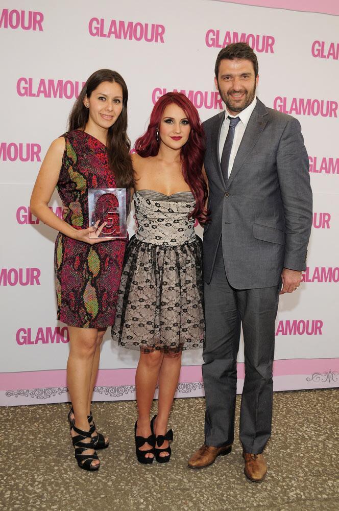 #FOTONUEVA @DulceMaria en #PremiosBellezaGlamour [7] http://t.co/Cie9hkEGzt