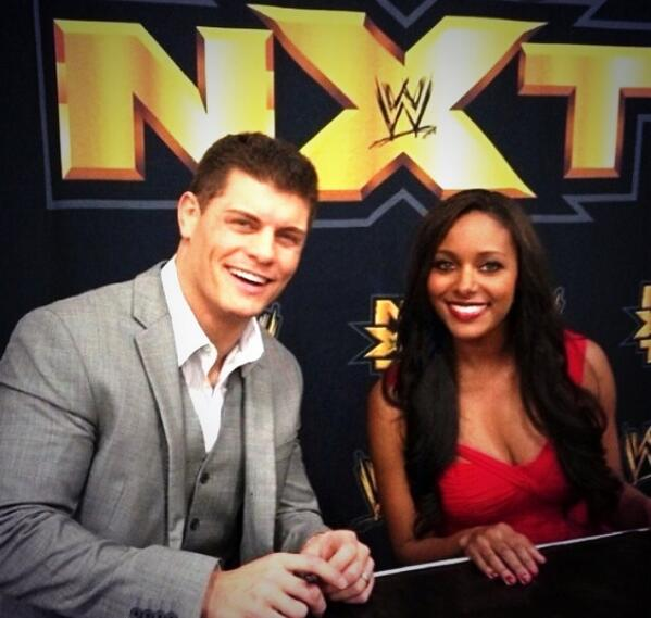 Is cody rhodes dating anyone