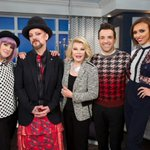 All new @e_fashionpolice TONIGHT at 9/8c w/special guest @BoyGeorge! See u then :) http://t.co/ZSP4GbtRbu