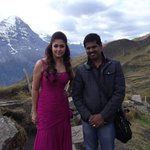 RT @meenakshiphysio: @IKKTHEFILM @Udhaystalin @nayantharafc @NayantharaLive 4m sets of #IKK #Nayanthara is looking so cute :) Love Her :) h…