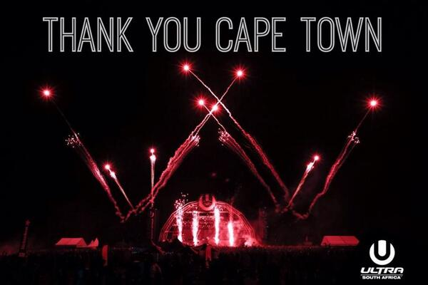 WOW - Cape Town, what a night at @ultrasa! ... Jo'burg, you're up & we hope you're ready! http://t.co/aGZEbiOaIG