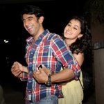 RT @itsBollywood: Pic: @TheAmitSadh & @taapsee celebrate Valentine's Day at AK Somya College, Mumbai