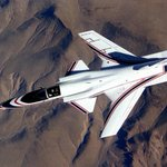 'It looked like someone had installed the wings on backwards' -- New eBook looks at X-29A: http://t.co/3uTslUpem2