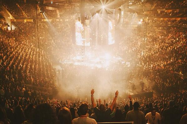 The Jesus Generation. United for His renown. #Passion2014 http://t.co/pmm1I8IEfY