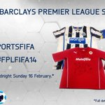 RT @EASPORTSFIFA: RT using #FPLFIFA14 to win a Barclays @PremierLeague signed shirt! Join our #FPL league: http://t.co/Y9Mmp9Jwsl