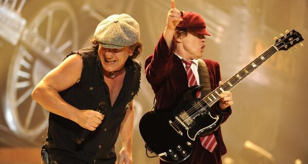 AC/DC grabarán nuevo disco en mayo y habrá gira posterior... Ou yeah! ¡@Raul_Carnicero te da la bienvenida a #RockFM! http://t.co/fygg84mFeY