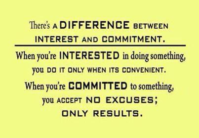 Ready for your Sunday long run? Committed to it? Here's are some words of wisdom on the subject: http://t.co/l3gAI04IqS