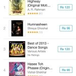 RT @mad4shreya_sonu: @shreyaghoshal In less than 24 hours #Humnasheen has reached 2nd position in iTunes.. magic of Goddess of melody.. htt…