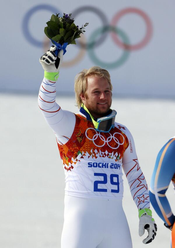 Congrats to Andrew Weibrecht '09 on winning a silver medal in today's super-G alpine race! @a_weibrecht, @usskiteam http://t.co/8misHN4IPL