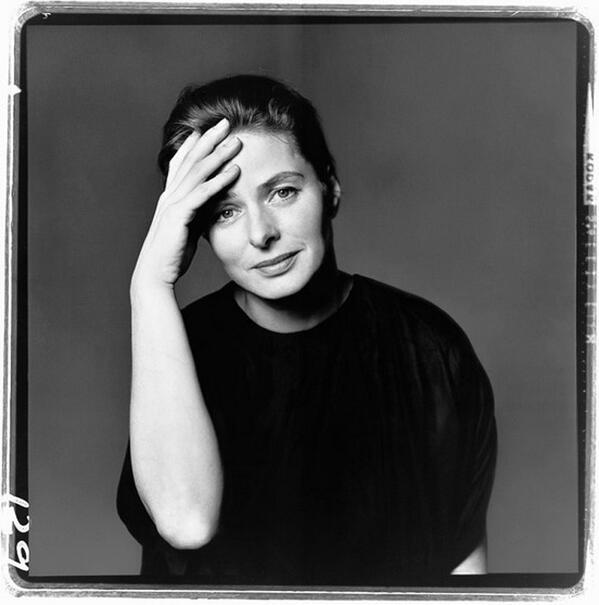 """""""Para ser feliz basta con tener buena salud y mala memoria"""" - Ingrid Bergman http://t.co/PcTYteyyXr"""