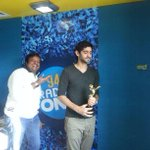 If I close my eyes no one will see me stealing @HrishiKay 's award. @943RadioOne