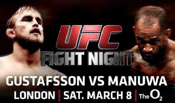 #Competition Follow us & @UFC_UK + RT this tweet for a chance to win a pair of tickets to #UFCLondon on March 8th http://t.co/qOhYESCrK0