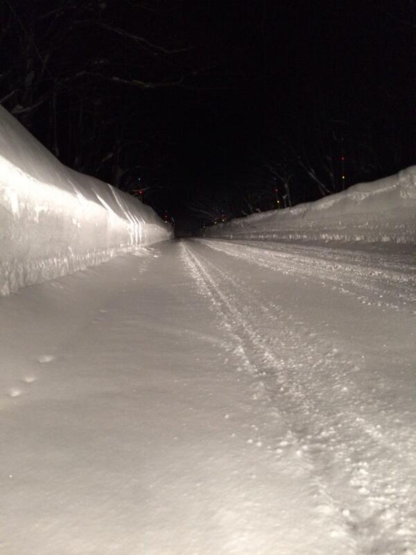 わーい、青森の豪雪だー(≧∇≦) http://t.co/AvgTPEKxlY
