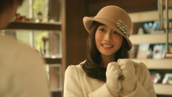 tweet  帽子をサエコさんが可愛くて仕方ないのだが、どうしてもあの人を思い出しちゃう_失恋ショコラティエ , NAVER まとめ