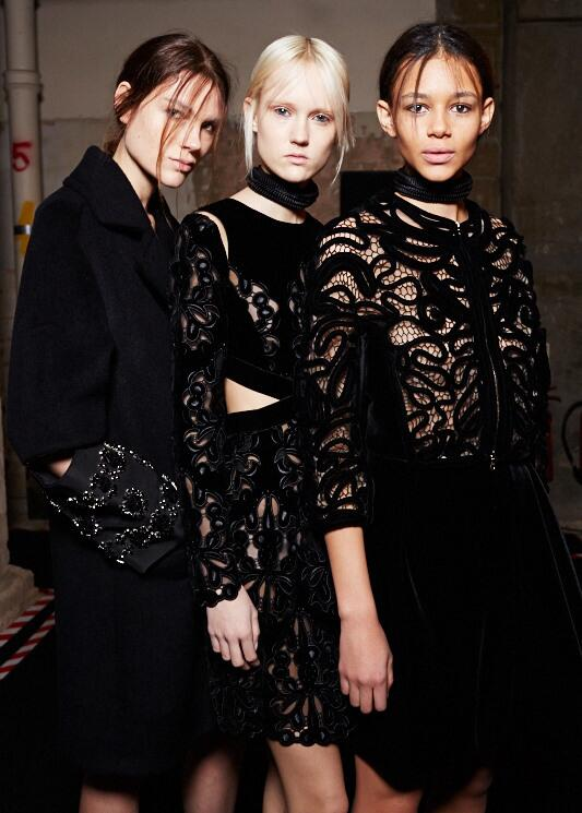 First looks #Erdem #AW14 #LFW http://t.co/pXlqeZoPtR