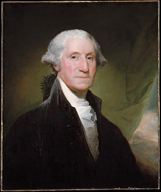 Happy #PresidentsDay! Visit this portrait of George Washington and many other depictions of presidents at the Met. http://t.co/9jrcJ4FGsA