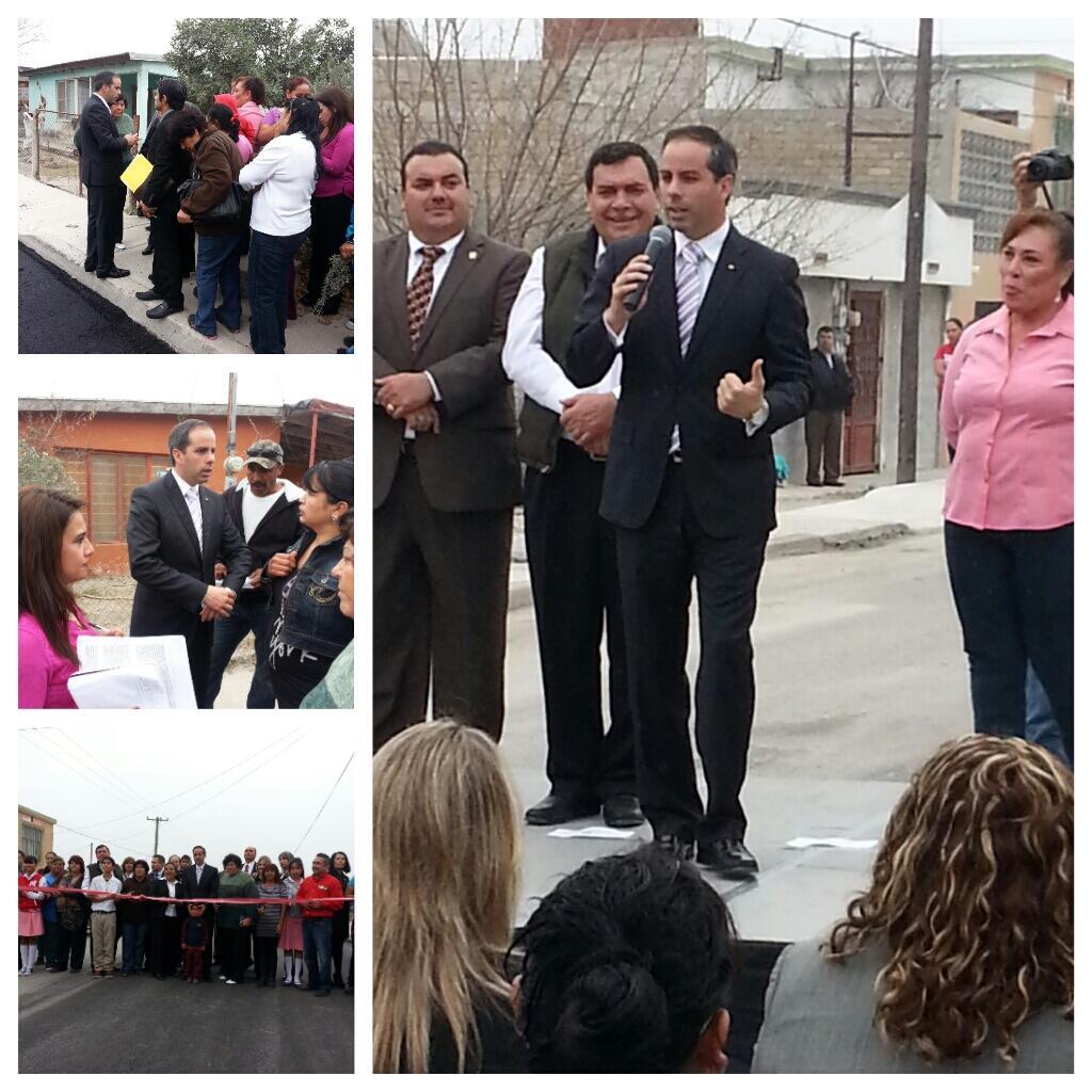 @PURONJOHNSTON  Atiende Peticiones En #ArranqueDePavimentacion #CalleArmandoTreviño #ColDoctores @VozCiudadanaPN http://t.co/r4DcAtRqfP
