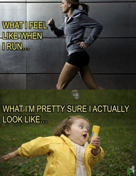 What I feel like when I run... http://t.co/Ptb9OK627N
