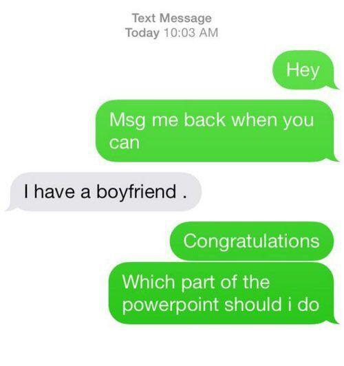 Reminder, ladies... Not every guy who texts you is hitting on you. #brotips http://t.co/zQh6DR9kKU