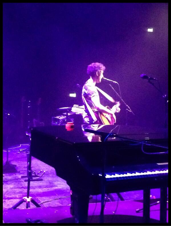Billy Locket supporting Birdy at Groningen. Great set! X http://t.co/Ums6goy0r9